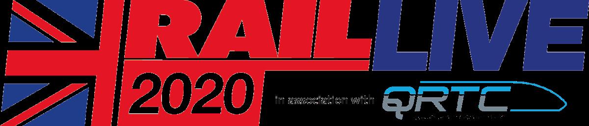 Rail Live 2020 Logo