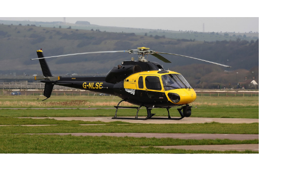 Air operations helicopter, Network Rail