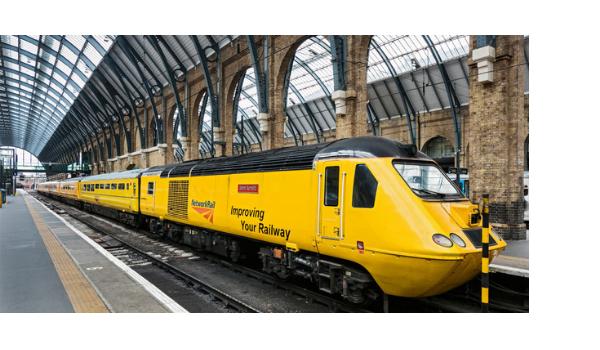 Flying Banana train, Network Rail