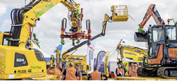 See 'Innovation Hub' supply chain train at Rail Live